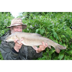 8 HOUR SESSION BARBEL FISHING ON THE RIVER SEVERN
